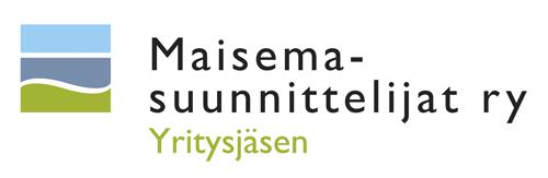 Maisemasuunnittelijat ry yritysjäsen logo